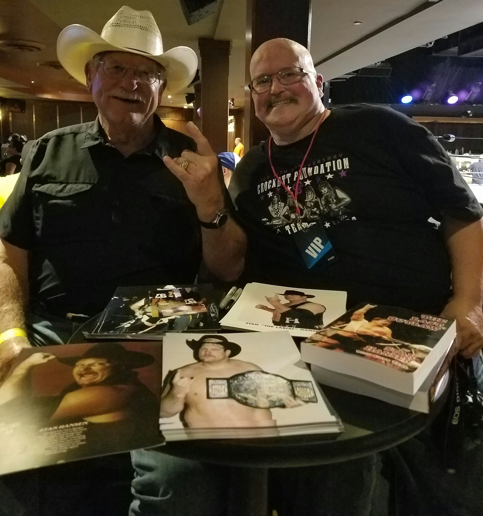 Happy Birthday Stan Hansen !!!!