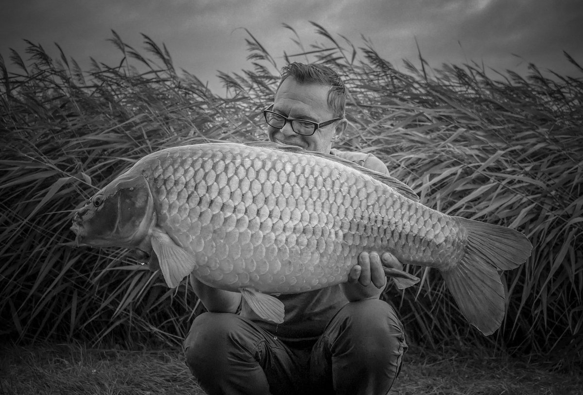 I do love a common in Black&White..👌#MainlineBaits #carpfishing https://t.co/UPUwziKDGu