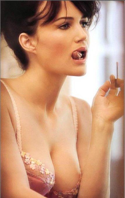Carla Gugino Happy Birthday So sexy