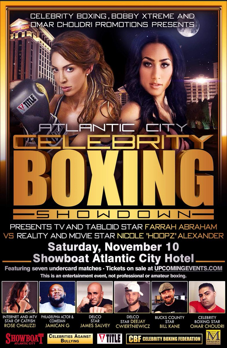 Come watch me fight on November 10th! Ready to kick ass and take names 🙌👊 7d