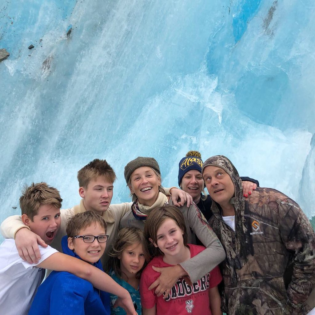 Took my family to see Alaska last week. Spectacular!!! #family https://t.co/E9BExJj4TV