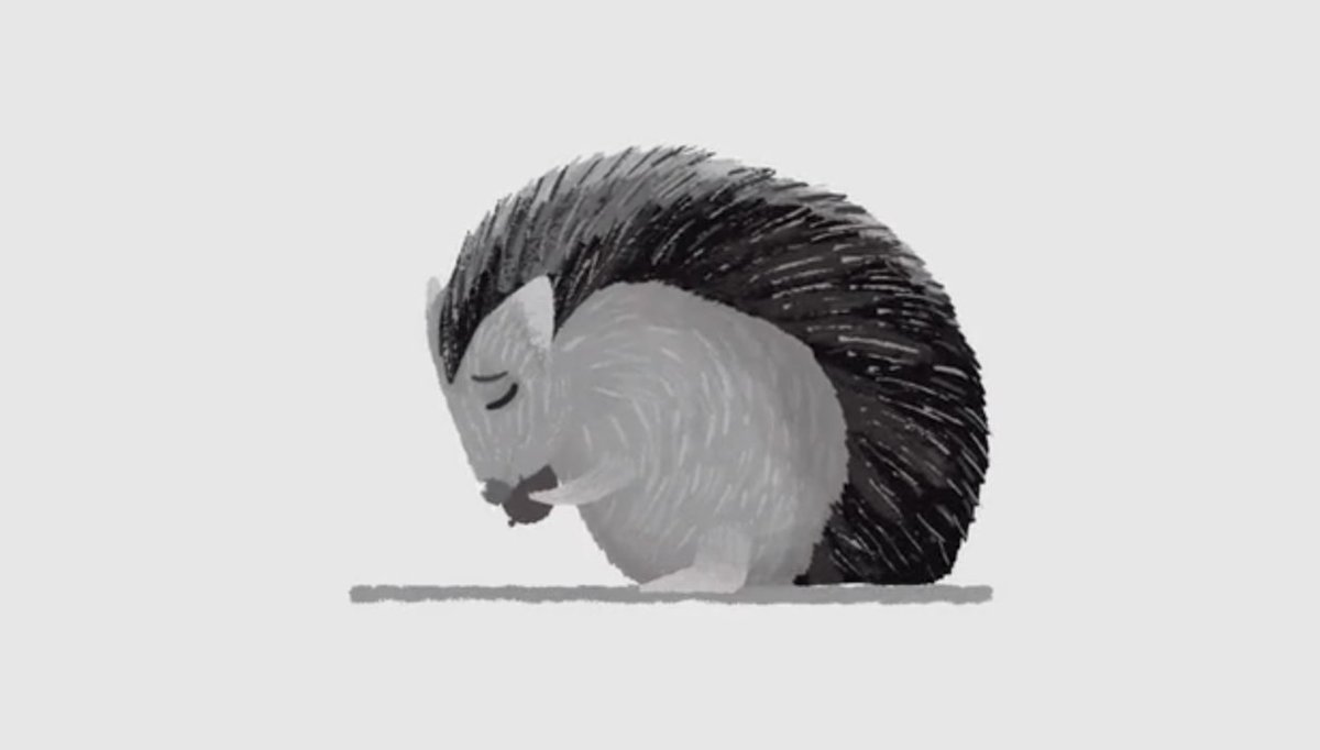 This hungry hedgehog needs a voice — actors, you'll find the info here: https://t.co/xybytQydsZ https://t.co/rNyGi6tI1C