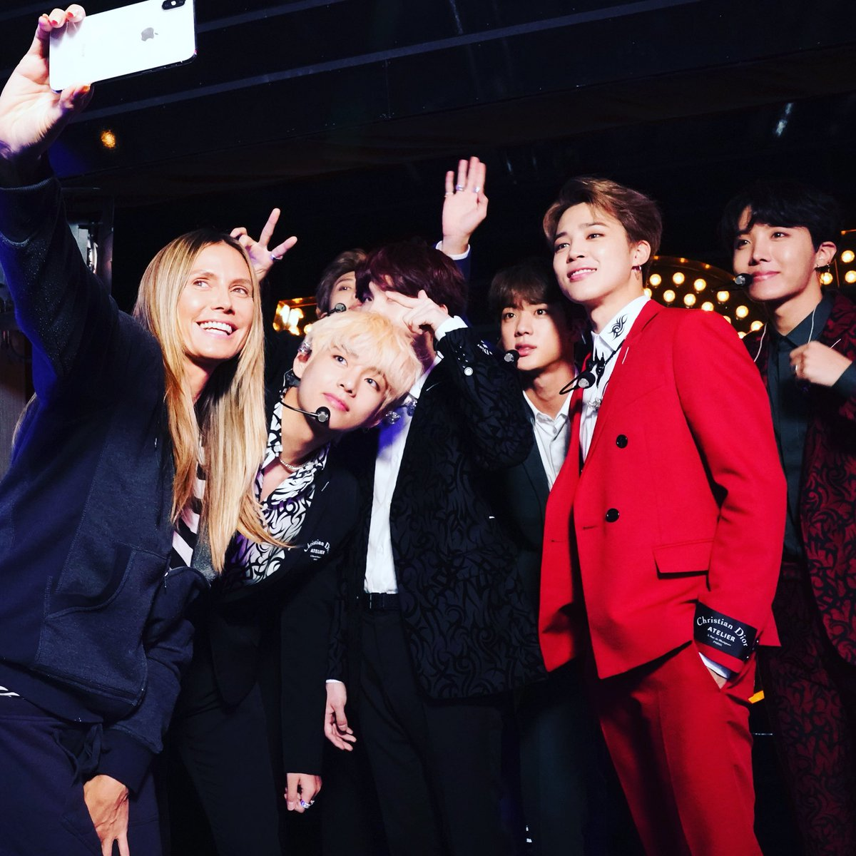 #BTSonAGT happens tomorrow night! I'm so excited for @bts_twt! ???? https://t.co/GHFNJteRtp
