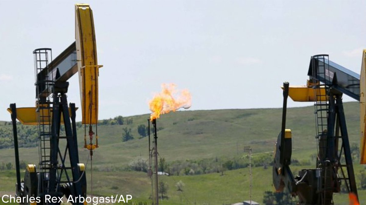 EPA change to Obama-era rule on methane leaks could lead to more greenhouse gas emissions.