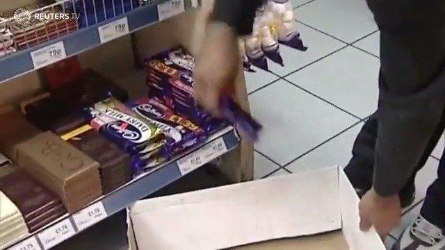 ICYMI: Brexit angst: Cadbury is stockpiling chocolate