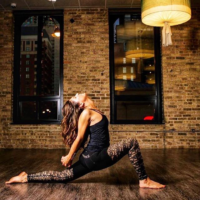 Stop acting so small. You are the universe in ecstatic motion. 🧘♀️ our fierce #theForce ambassador @sprinklesofkaty inspiring us #Vimmia #yoga #workoutwednesday