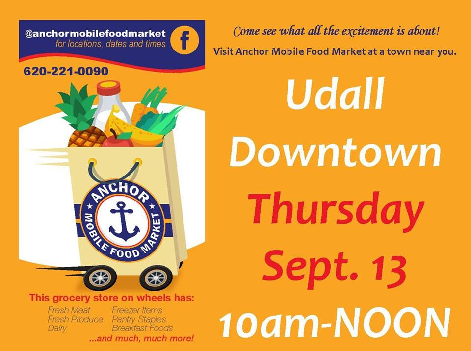 test Twitter Media - Anchor Mobile Market will be coming to Udall tomorrow! https://t.co/TSzToaIMb5