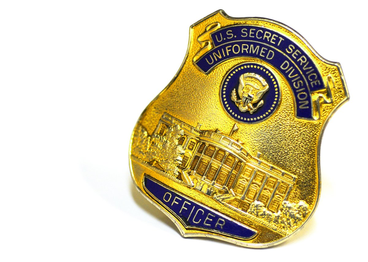Welcome to the Secret Service Uniformed Division class 273! You have an extraordinary mission ahead of you. https://t.co/2QBqzpBuzW