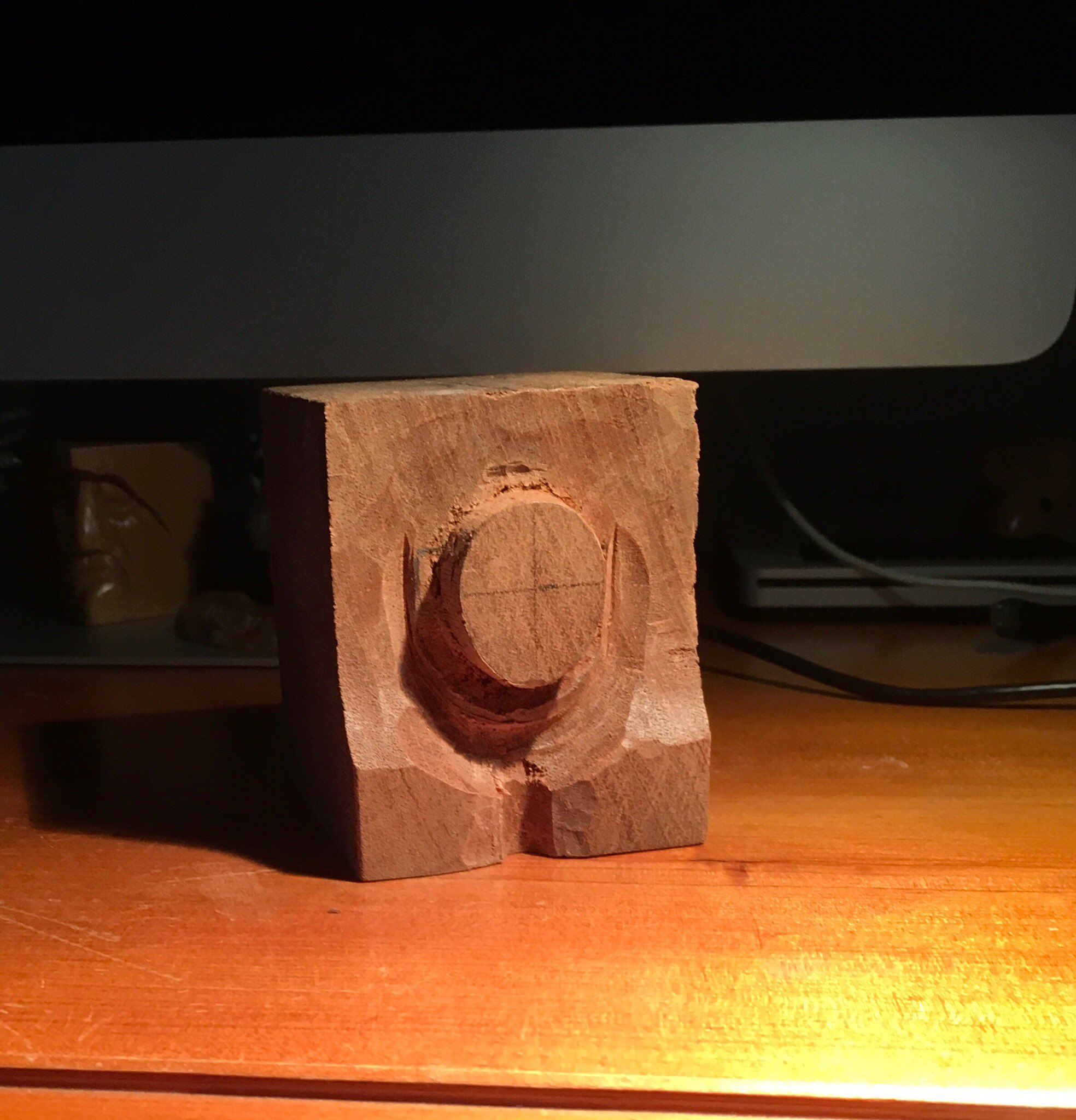My version of the crying man (Mahogany) https://t.co/2y4cChXt5M
