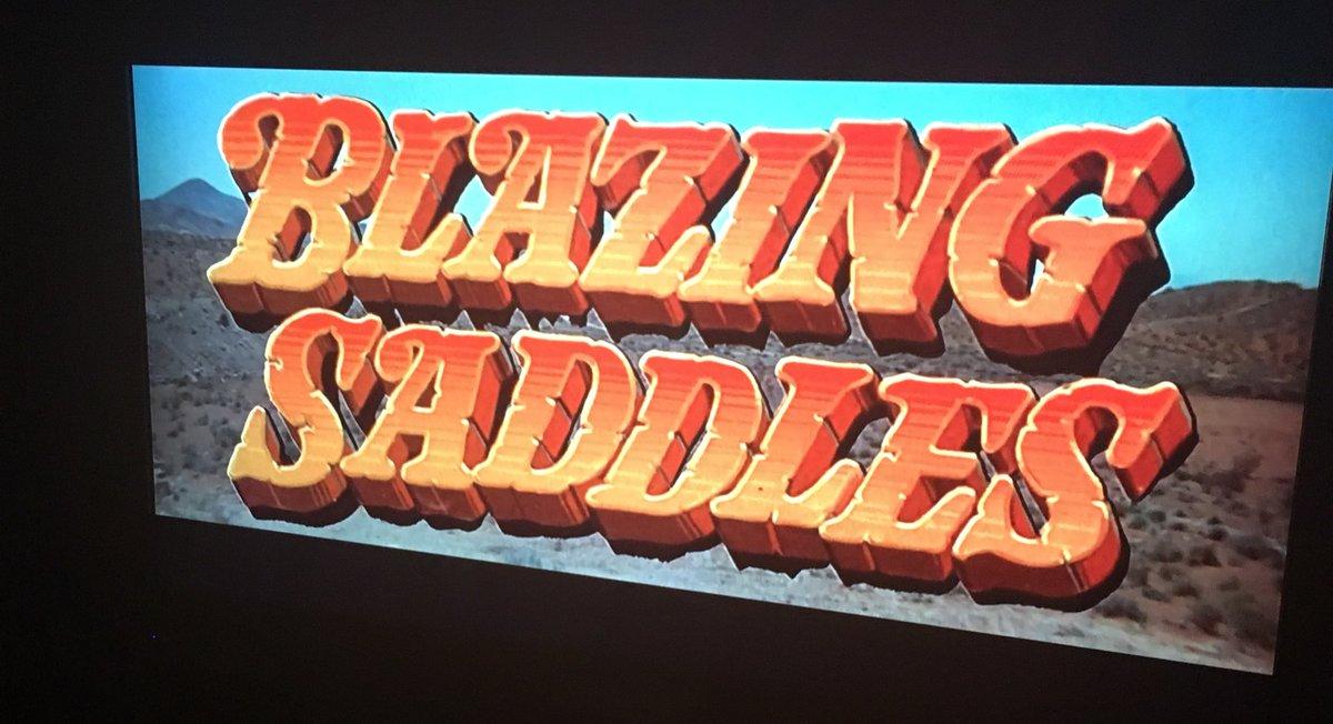 Sometimes it's nice to watch a classic Mel Brooks movie. F3R1Z86Mdz