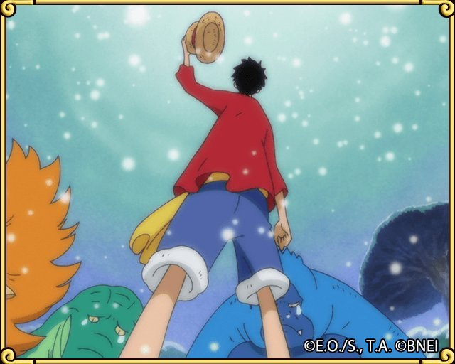 Found a Transponder Snail! After two years, Luffy is making moves again! https://t.co/xYLXMHxLfj #TreCru https://t.co/9X2NIesGLH