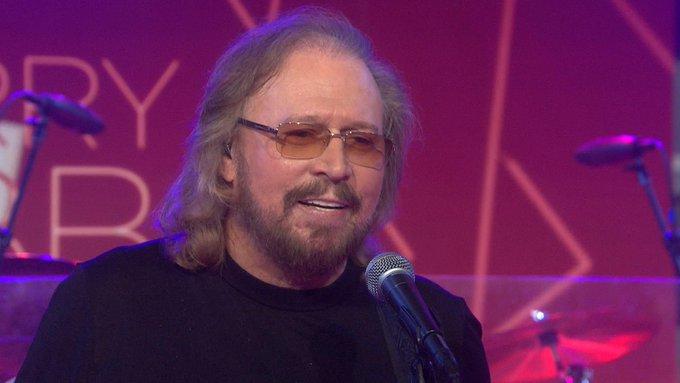 Happy Birthday, Sir Barry Gibb!