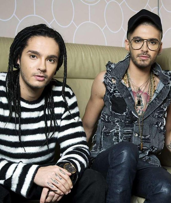 Happy Birthday Bill & Tom Kaulitz
