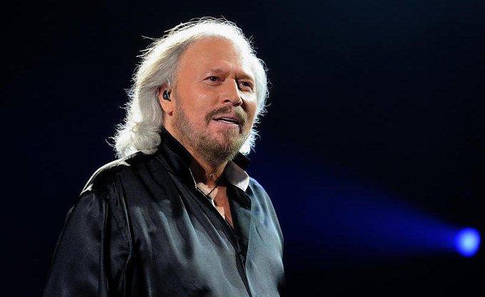 Happy Birthday dear Barry Gibb!