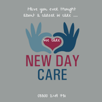 Have you ever thought about a career in #care ....   we care  03300 249 731 https://t.co/WCSPLMwsR6