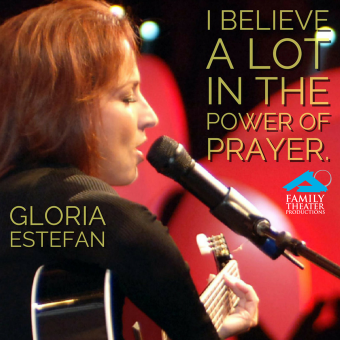 Happy Sept. 1 birthday to singer, songwriter, actress and businesswoman Gloria Estefan ...