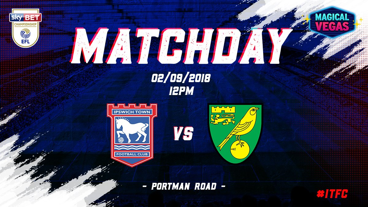 RT @Official_ITFC: Derby day is finally here...  COYB. #itfc https://t.co/Z1hn9Wvc54
