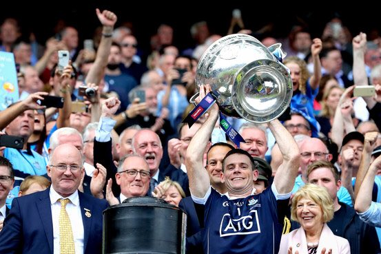 All-Ireland Champions 🏆🏆🏆🏆#COYBIB #EveryCountyEveryColour #GAA #AllIrelandFinal #Dublin #Tyrone #LSSBootRoom https://t.co/VqAU3zzn7a