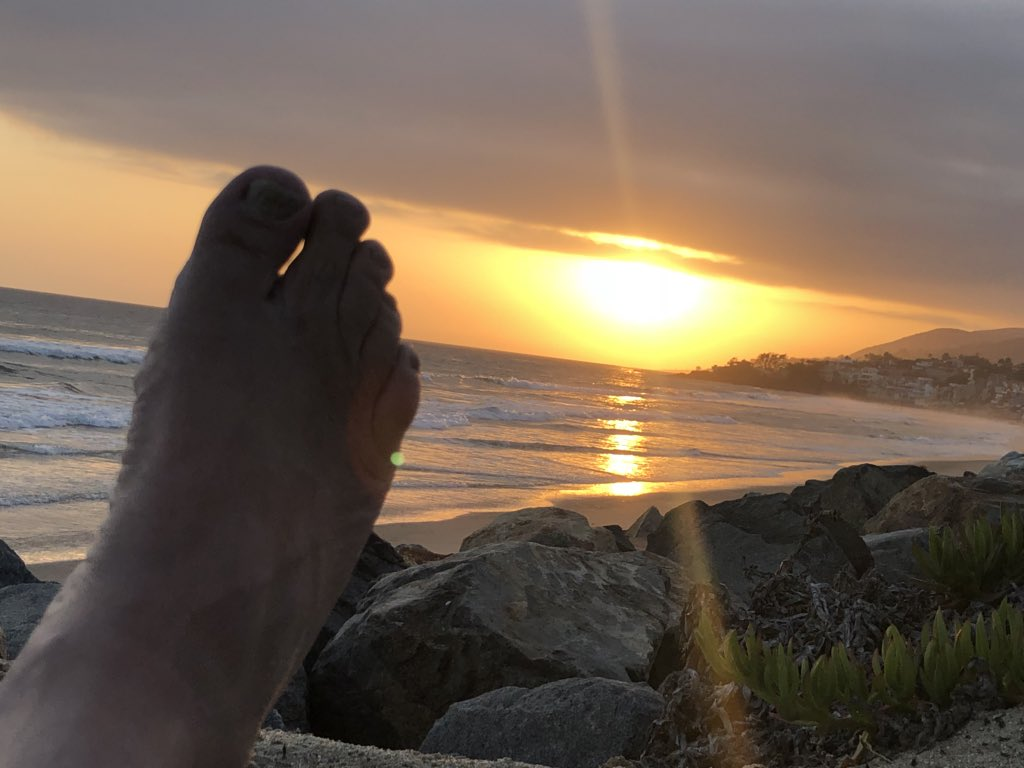 Trollfoot Malibu September 2018 https://t.co/QD5KWAahzR
