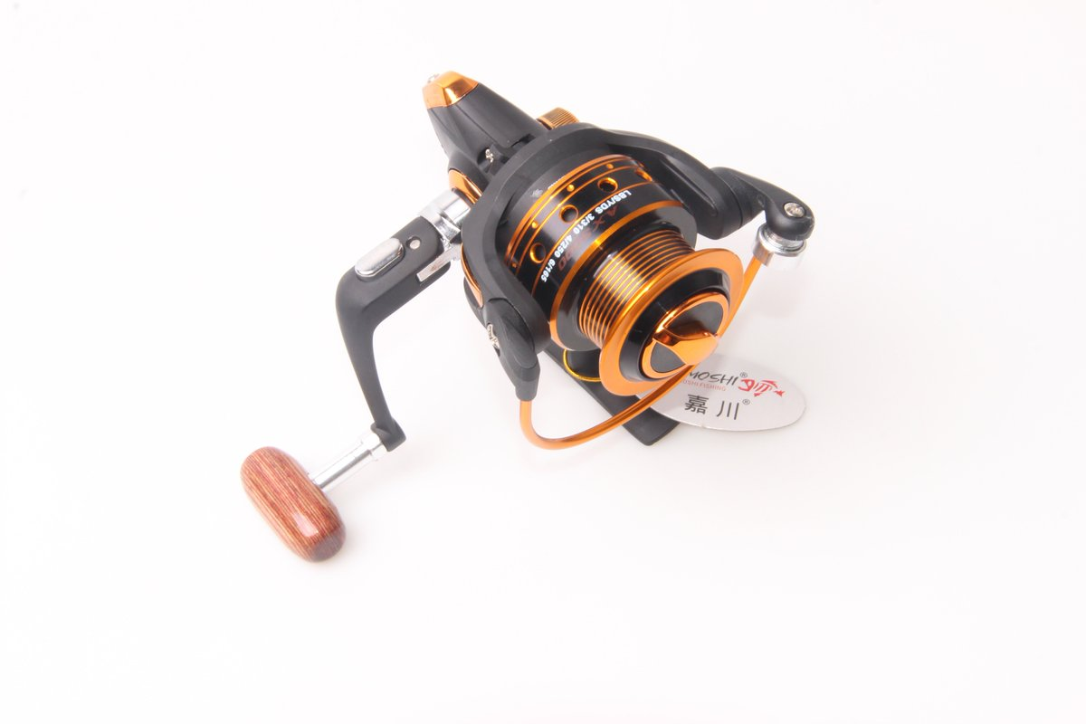 High Quanlity Flat Black Spray Paint Body Fishing Reel #fishing<b>Reel</b>s #bassfishing #fishingrod