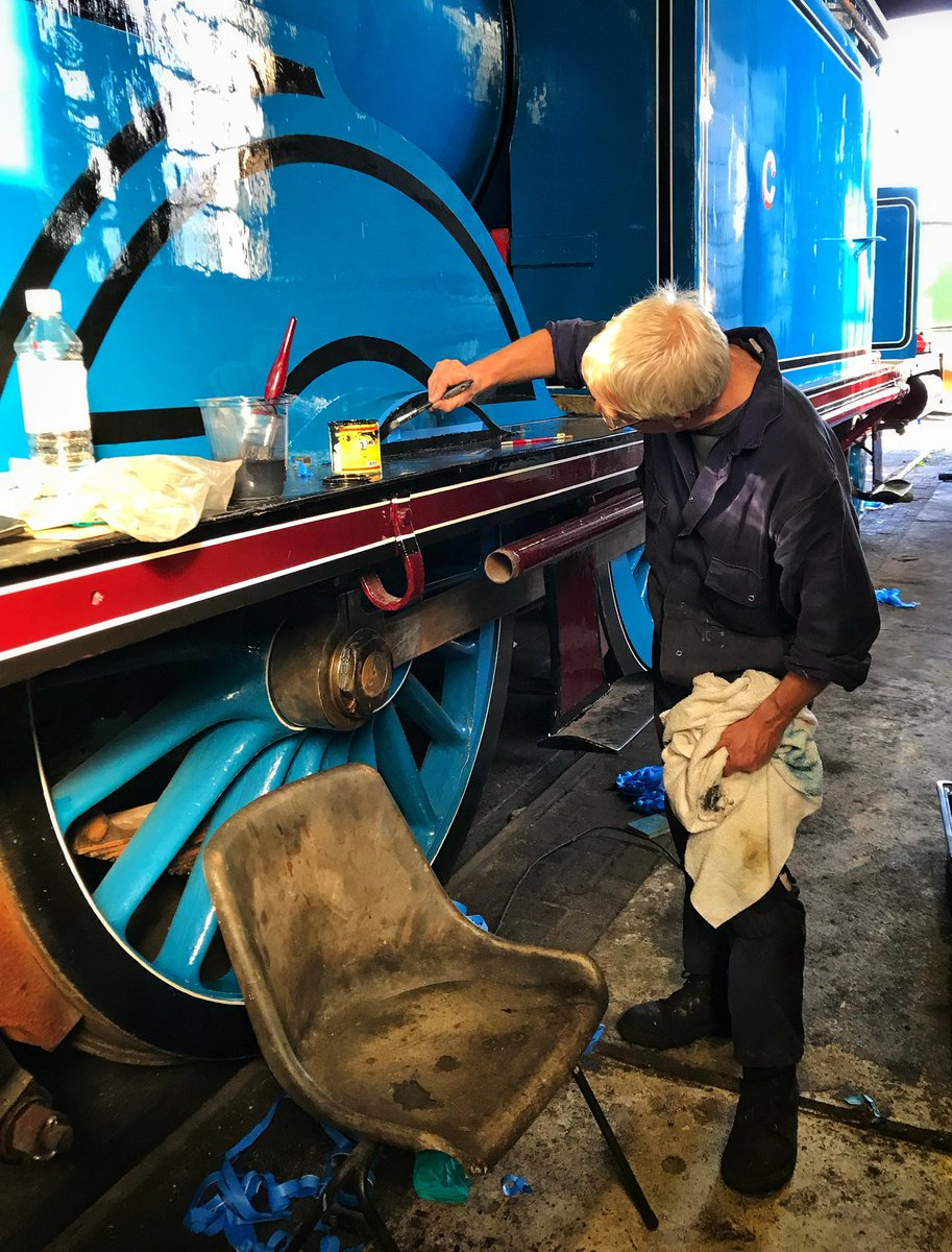 test Twitter Media - Steam Shed news has been updated on our website https://t.co/2W3LWO50h4 including the ongoing exciting restoration of CR No. 419. Not long to go until she steams! Happy reading! ^JS https://t.co/j4o4SueSRY