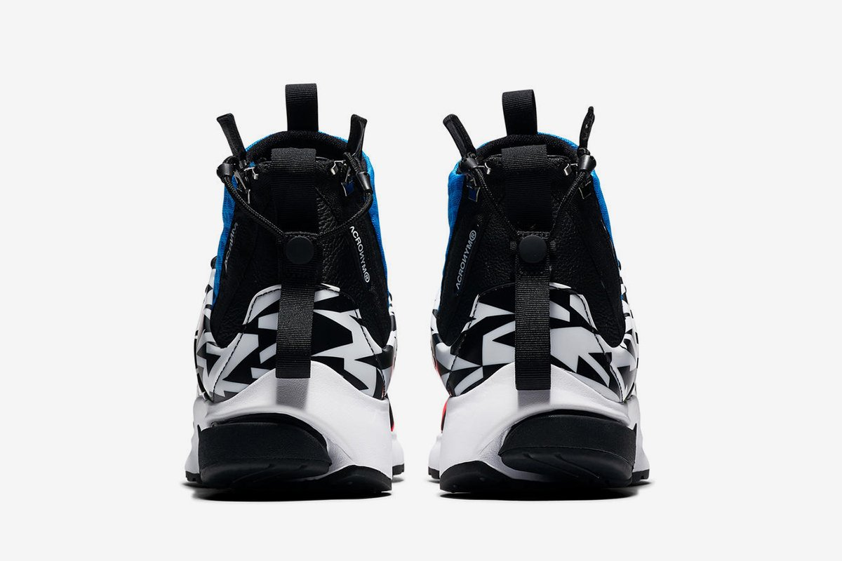 a9d60918d400 Here s how to cop the ACRONYM x Nike Air Presto Mid Pack later this month