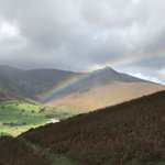 RT @Waternook: Rainbow 🌈 over Causey Pike with pot of gold in Newlands (if you can find it before anyone else) https://t.co/T5Qgb1ivd8