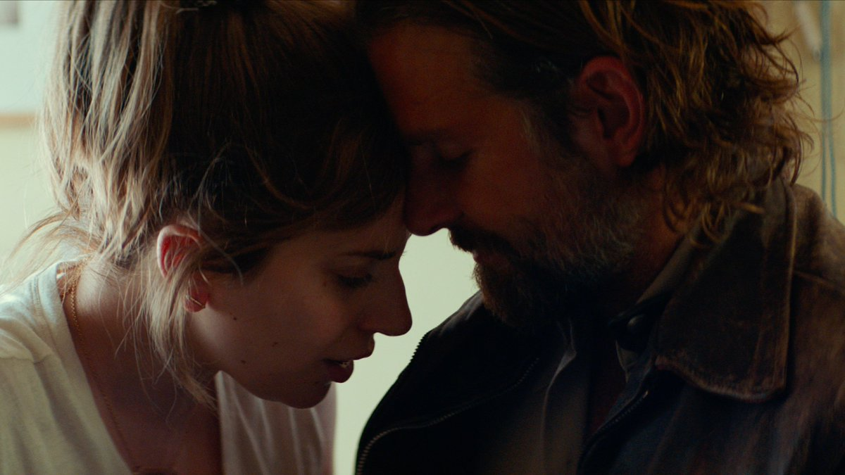RT @starisbornmovie: Maybe she's a way out. | #AStarIsBorn https://t.co/DYIZybBMKF