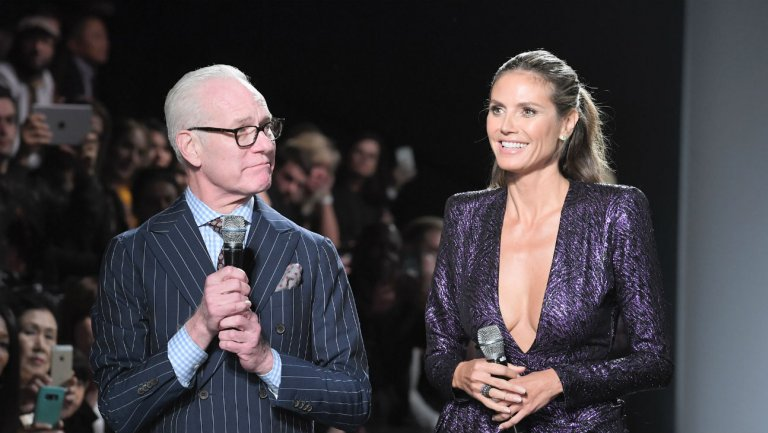 RT @THR: .@HeidiKlum, @TimGunn Exit #ProjectRunway for Amazon Fashion Show https://t.co/a1ByEbxGOz https://t.co/P0BpZf6A7A