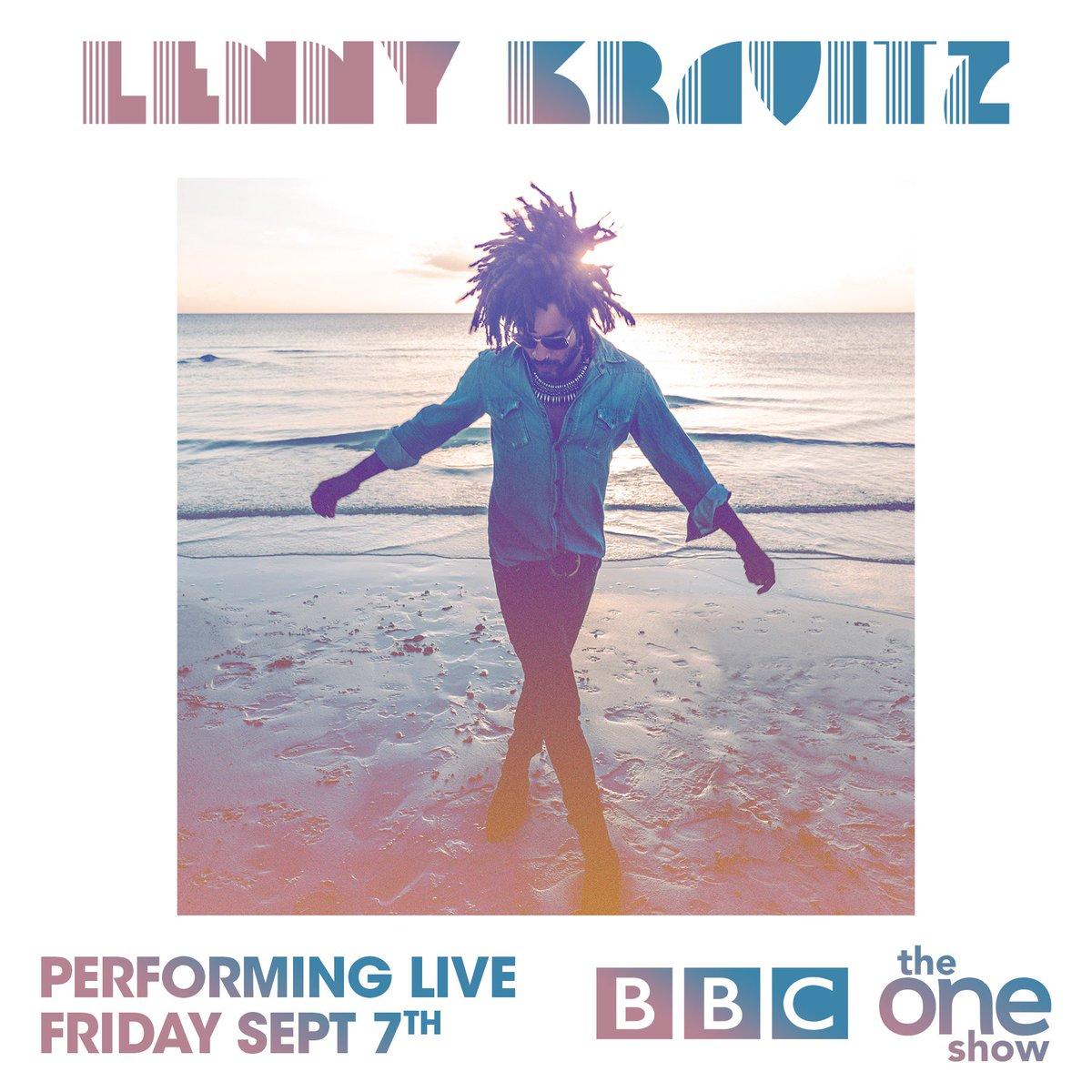 Don't miss Lenny perform '5 More Days 'Til Summer' live on @BBCTheOneShow! - Team LK https://t.co/hqUjLTBJJj