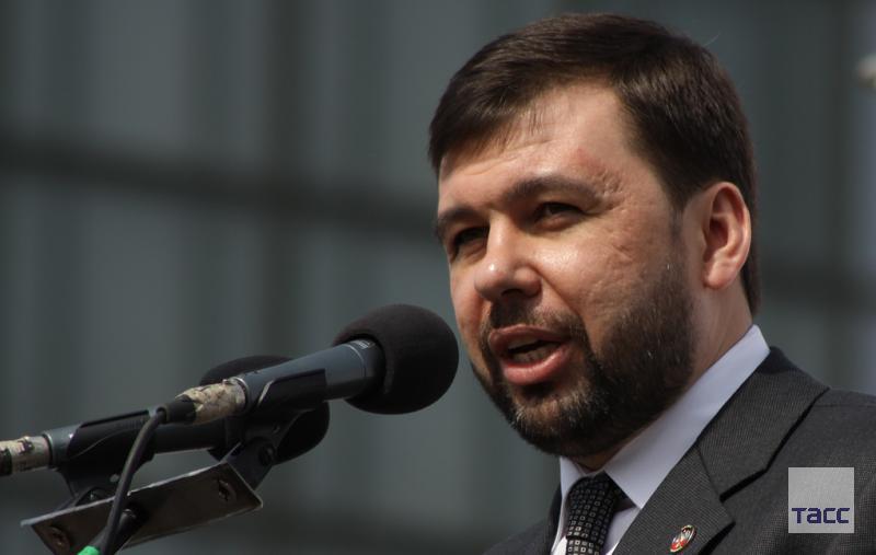 Картинки по запросу Народный совет ДНР назначил Пушилина врио главы республики