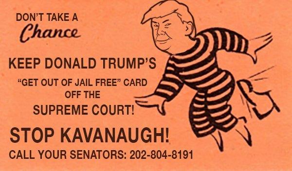 RT @mishacollins: Call your Senators & tell them to vote NO on Kavanaugh! 202-804-8191 #BlockBrett https://t.co/P14HMXvgoo