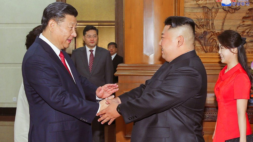 Xi Jinping won't attend North Korea's 70th anniversary celebrations