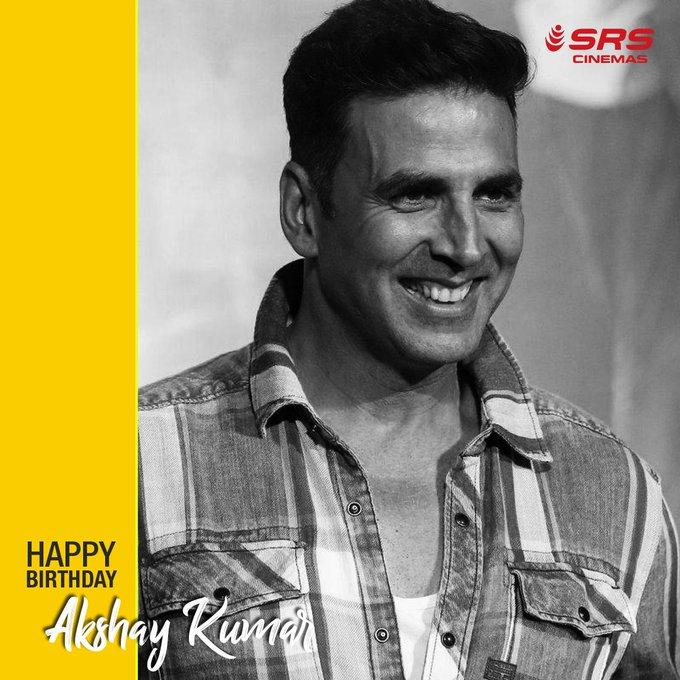 Happy birthday, Khiladi! Which is your favourite Akshay Kumar film?