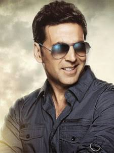 # A Super  star without a tag name Khan# wish you happy birthday akshay kumar