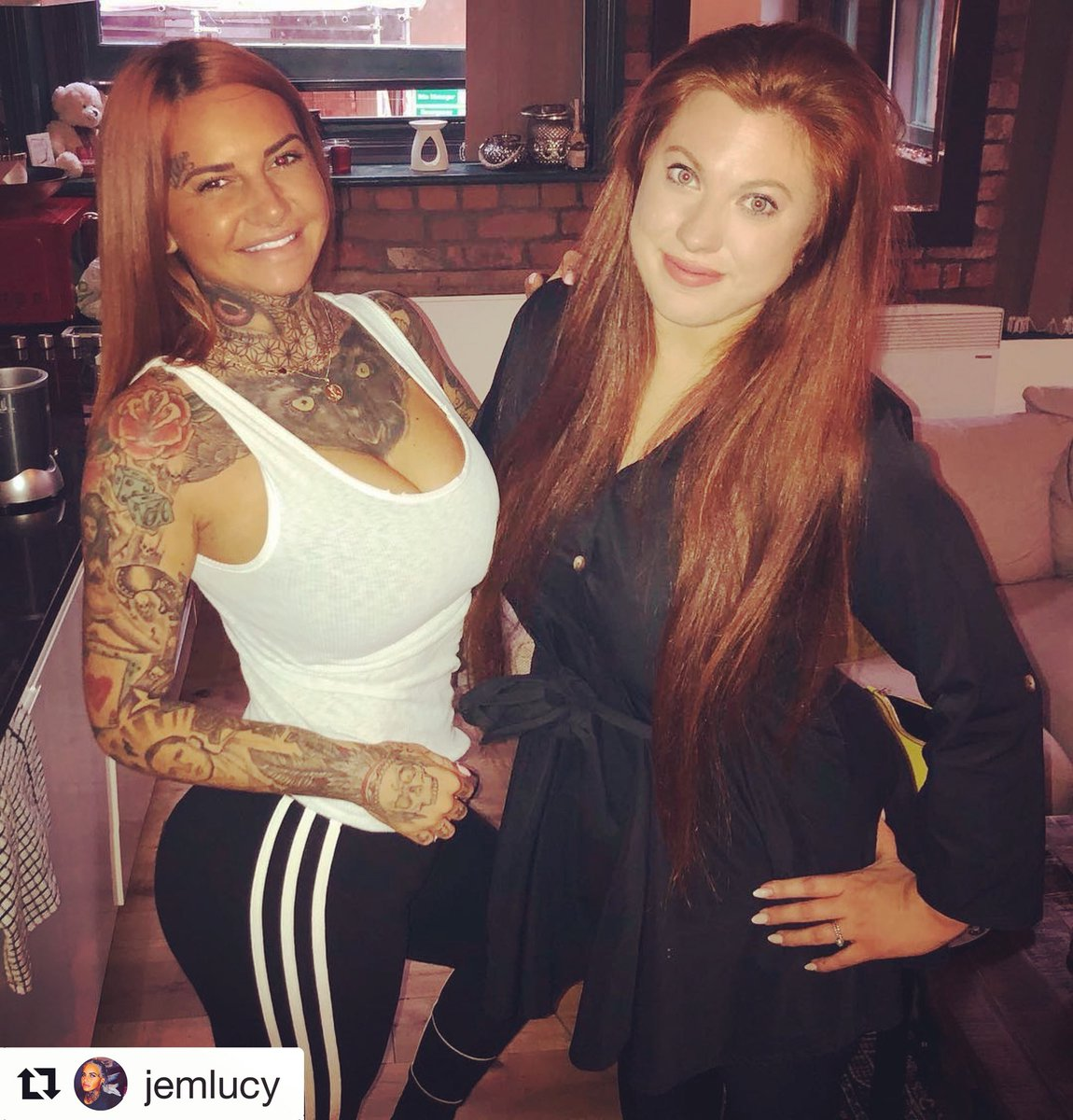 RT @MarthaLassey: Repost ???? Another great session with @jem_lucy ... follow her journey guys!!  #lifecoach https://t.co/YX8raUDzpa