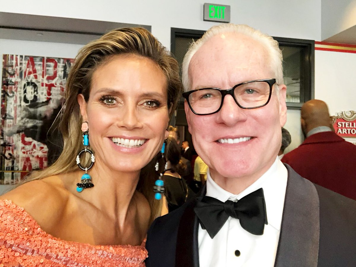 Wish us luck ????@timgunn https://t.co/P2HtCKiZlB