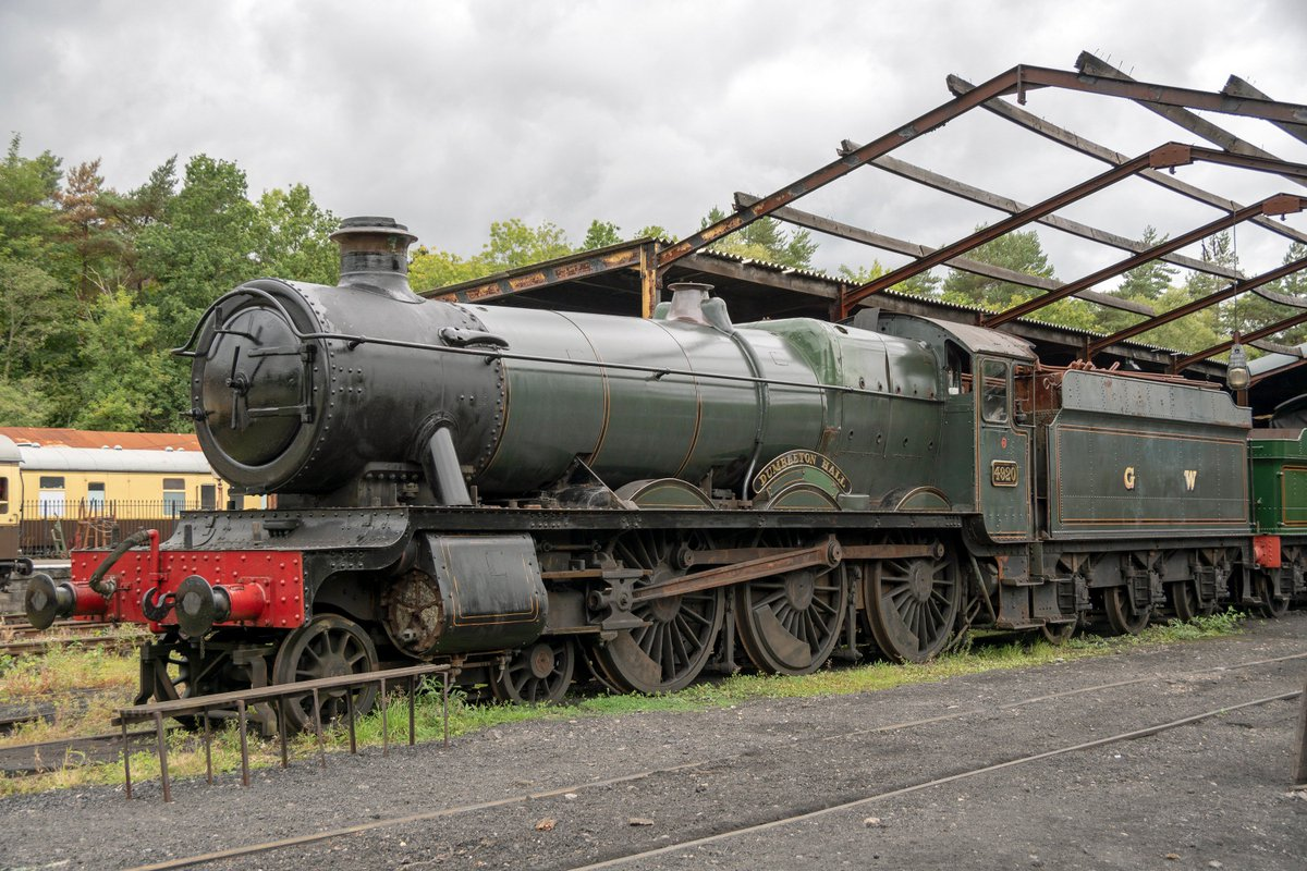 test Twitter Media - A great collection of steam engines and locomotives at the #Buckfastleigh South Devon Steam Railway. Behind the scenes tours part of the Heritage Open Weekend; something a little bit different.  @heritageopenday @southdevonrly #VisitDevon https://t.co/PuauBZCoXd