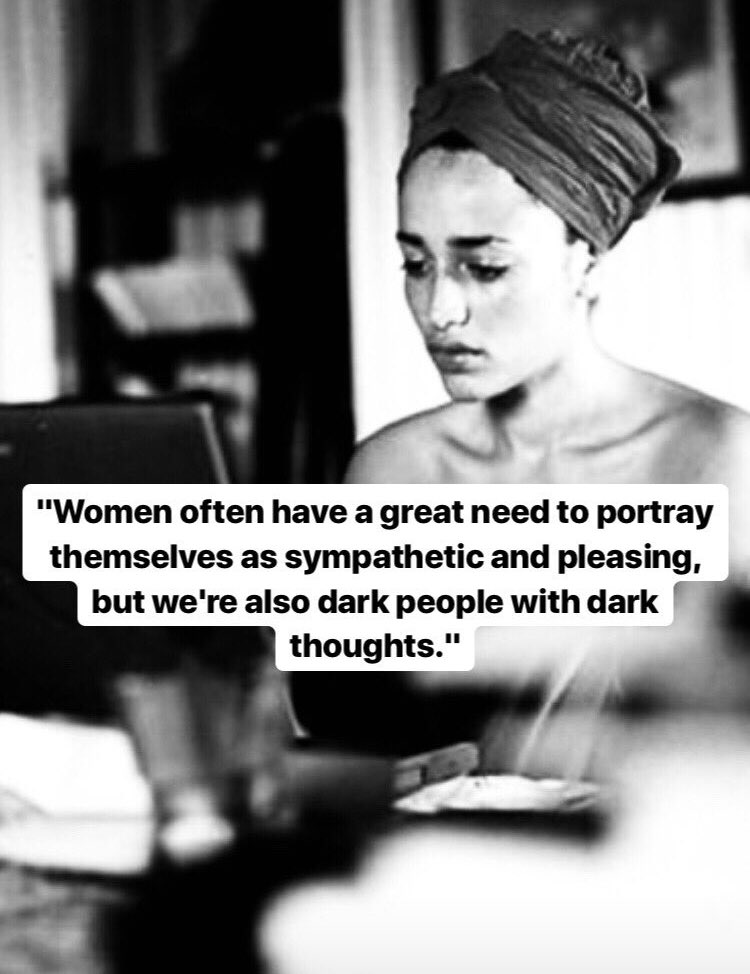 Zadie Smith https://t.co/uS5B9PrAAb