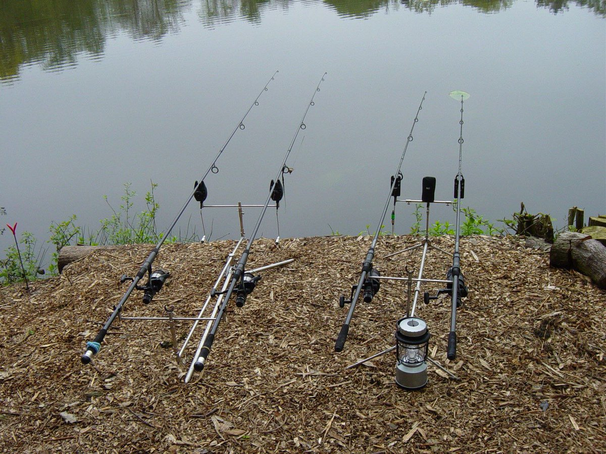 A familiar sight and <b>Looking</b> forward to the next trip with @GrahamRWells #carpfishing https:/