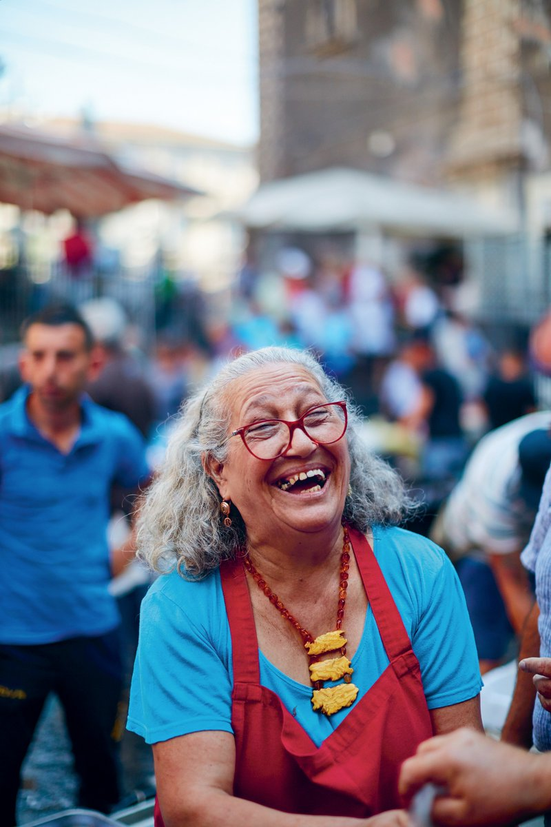 We all need a Nonna Rosanna in our lives - who agrees? #JamieCooksItaly https://t.co/92PKEhUclq
