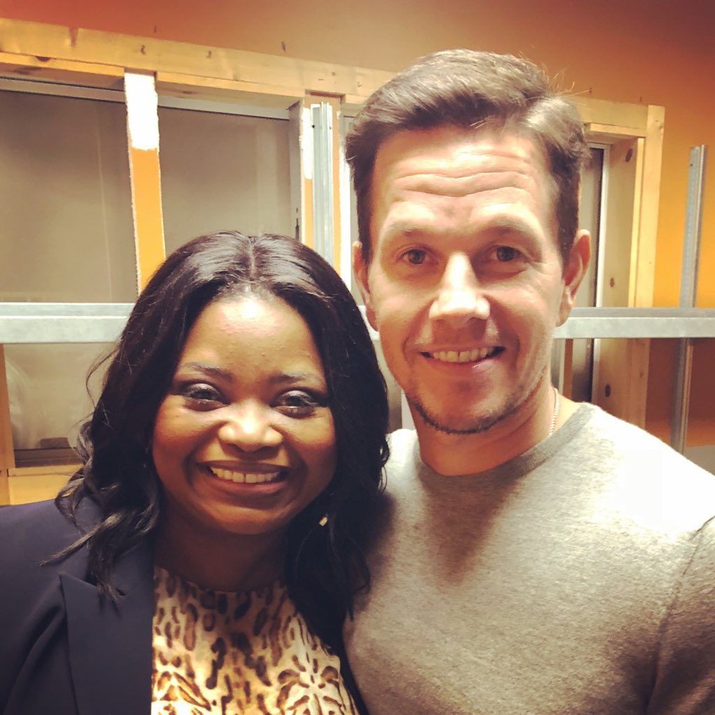 Always great to see @octaviaspencer — our movie @instantfamily comes out on November 16th! #instantfamilymovie https://t.co/2uj1oYr6z2