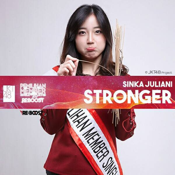 RT @SinkaJ_JKT48: Together we are #stronger 💪🏻 https://t.co/s5q9GIKdZW