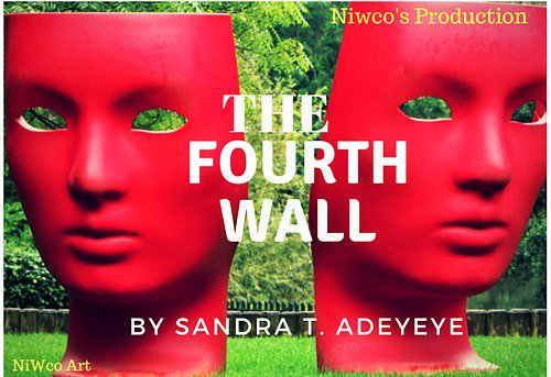 And #TheFourthWall brought to you #readingfc by @SandraTAdeyeye  #Reading is fun with #writerslife unveiled. https://t.co/yjHaZE18tN