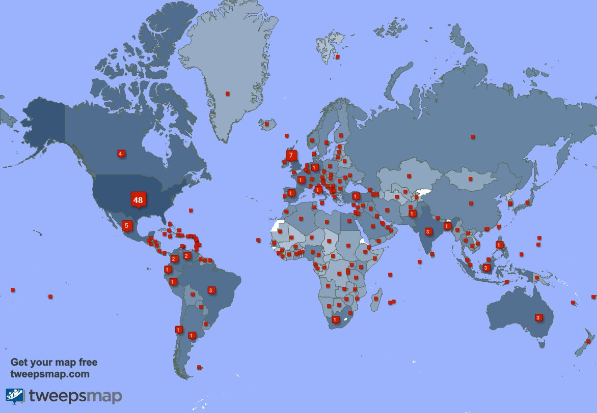 I have 247 new followers from Malaysia 🇲🇾, Australia 🇦🇺, and more last week. See Rw9AAvUybD