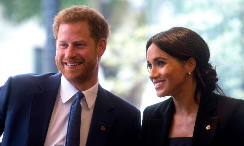 Prince Harry and Meghan reportedly took a secret city break this weekend - find out where: