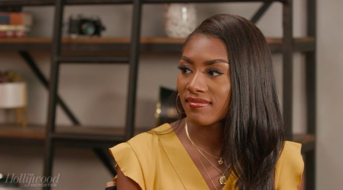 .@MissAmerica Nia Franklin talks cutting swimsuit portion from competition