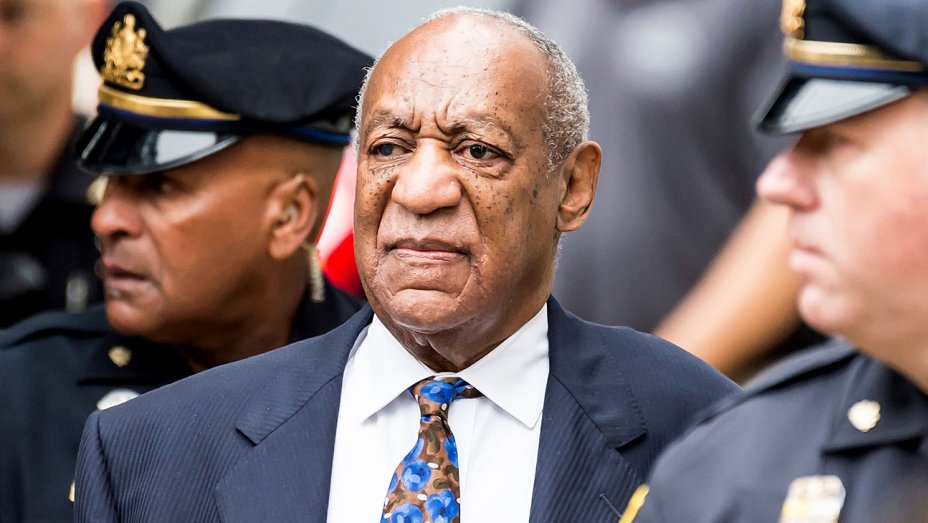 Bill Cosby arrives for sentencing in sexual assault case