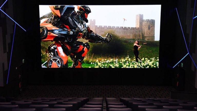 Paris' Éclair to offer Samsung LED cinema postproduction