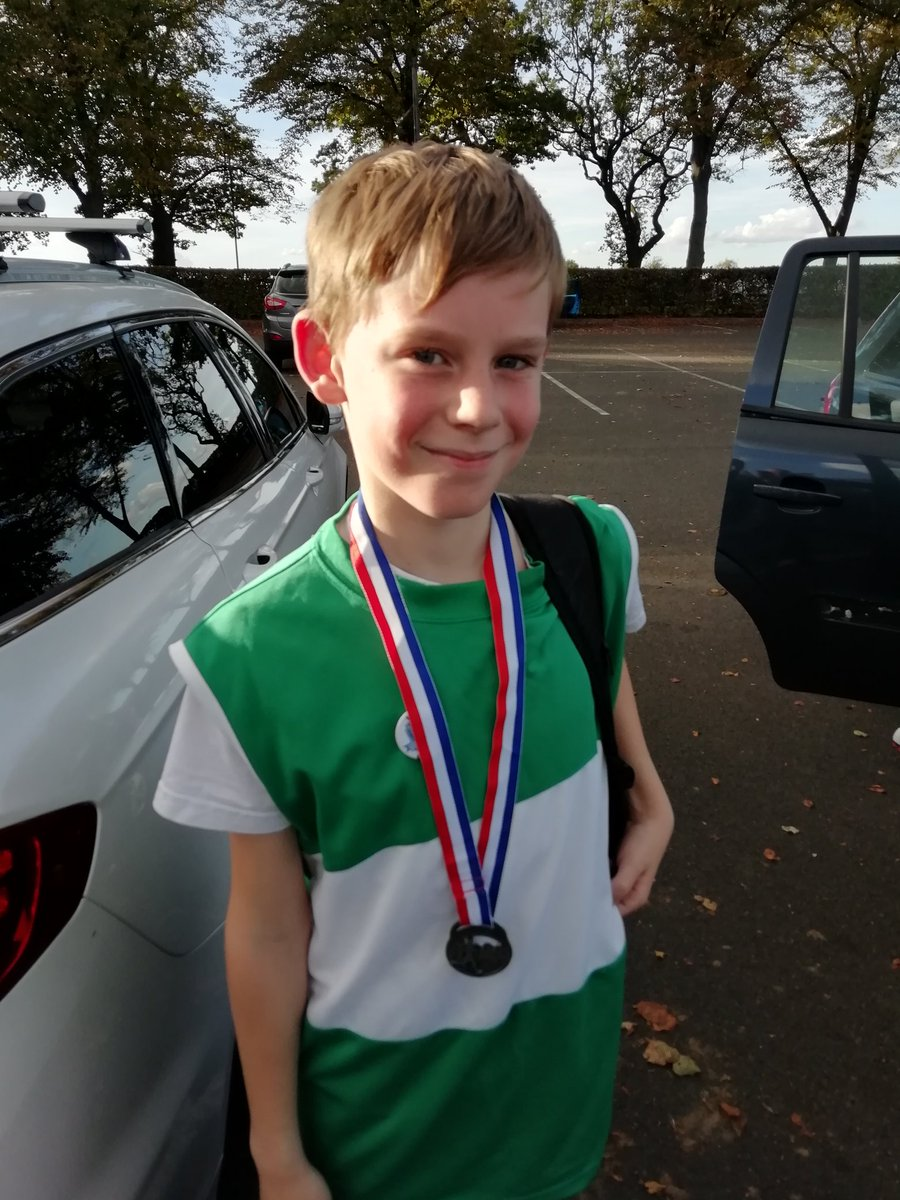 test Twitter Media - Congratulations to all the Y5/6 runners at Rowheath tonight completing a mile. Some good sprint finishes and a silver medal. Senneleys Park next week. https://t.co/gxxXy4Antg